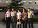 四川省饲料研究所邹成义博士带领团队到我公司参观