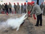 提高安全意识,防患于未然——山东天源举行消防演练