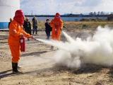 烟台市饲料行业安全生产培训暨应急演练观摩会议在山东天源举行